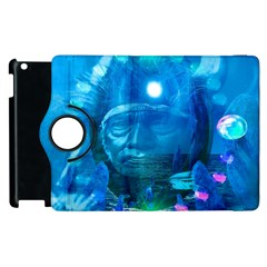 Magician  Apple Ipad 3/4 Flip 360 Case by icarusismartdesigns