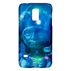 Magician  Samsung Galaxy S5 Mini Hardshell Case  by icarusismartdesigns