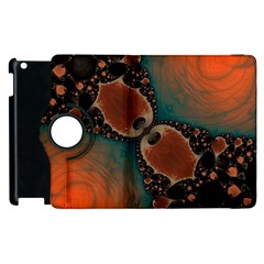 Elegant Delight  Apple Ipad 2 Flip 360 Case by OCDesignss