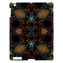 Elegant Caramel  Apple Ipad 3/4 Hardshell Case by OCDesignss
