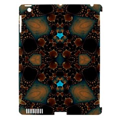 Elegant Caramel  Apple Ipad 3/4 Hardshell Case (compatible With Smart Cover) by OCDesignss