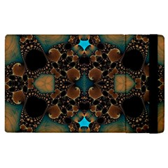 Elegant Caramel  Apple Ipad 2 Flip Case by OCDesignss