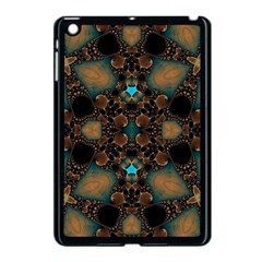 Elegant Caramel  Apple Ipad Mini Case (black) by OCDesignss