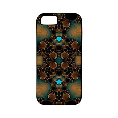 Elegant Caramel  Apple Iphone 5 Classic Hardshell Case (pc+silicone) by OCDesignss