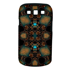 Elegant Caramel  Samsung Galaxy S Iii Classic Hardshell Case (pc+silicone) by OCDesignss