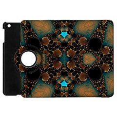Elegant Caramel  Apple Ipad Mini Flip 360 Case by OCDesignss