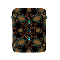 Elegant Caramel  Apple Ipad Protective Sleeve by OCDesignss