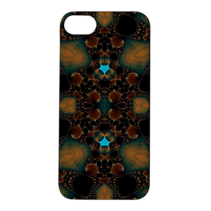 Elegant Caramel  Apple iPhone 5S Hardshell Case