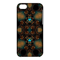 Elegant Caramel  Apple Iphone 5c Hardshell Case by OCDesignss