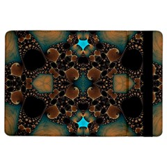 Elegant Caramel  Apple Ipad Air Flip Case by OCDesignss