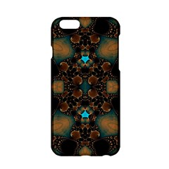 Elegant Caramel  Apple Iphone 6 Hardshell Case by OCDesignss