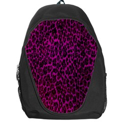 Pink Leopard  Backpack Bag by OCDesignss