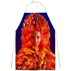 Organic Meditation Apron by icarusismartdesigns