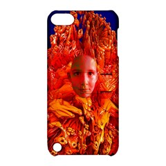 Organic Meditation Apple Ipod Touch 5 Hardshell Case With Stand by icarusismartdesigns
