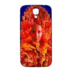 Organic Meditation Samsung Galaxy S4 I9500/i9505  Hardshell Back Case by icarusismartdesigns