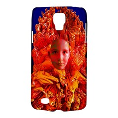 Organic Meditation Samsung Galaxy S4 Active (i9295) Hardshell Case by icarusismartdesigns