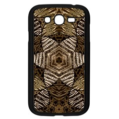 Golden Animal Print  Samsung Galaxy Grand Duos I9082 Case (black) by OCDesignss