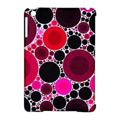 Retro Polka Dot  Apple Ipad Mini Hardshell Case (compatible With Smart Cover) by OCDesignss