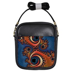 Dragon  Girl s Sling Bag by OCDesignss