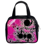 Pink Cotton Kandy  Classic Handbag (Two Sides) Front