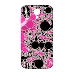 Pink Cotton Kandy  Samsung Galaxy S4 I9500/i9505  Hardshell Back Case by OCDesignss