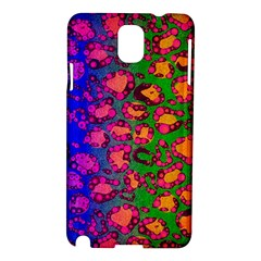Florescent Cheetah Samsung Galaxy Note 3 N9005 Hardshell Case by OCDesignss
