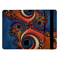 Dragon  Samsung Galaxy Tab Pro 12 2  Flip Case by OCDesignss