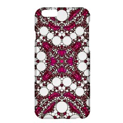 Pink Pearl Apple Iphone 6 Plus Hardshell Case by OCDesignss