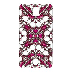 Pink Pearl Samsung Galaxy Note 3 N9005 Hardshell Back Case by OCDesignss