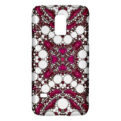 Pink Pearl Samsung Galaxy S5 Mini Hardshell Case  by OCDesignss