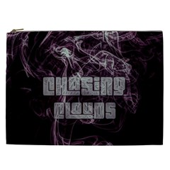 Chasing Clouds Cosmetic Bag (xxl) by OCDesignss