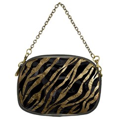 Gold Zebra  Chain Purse (one Side) by OCDesignss
