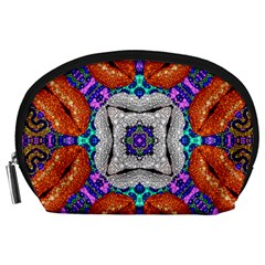 Crazy Fashion Freak Accessory Pouch (large) by OCDesignss