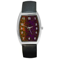 Classy Cheetah Tonneau Leather Watch by OCDesignss