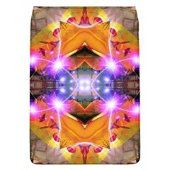Abstract Flower Removable Flap Cover (large) by icarusismartdesigns