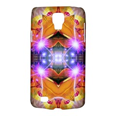 Abstract Flower Samsung Galaxy S4 Active (i9295) Hardshell Case by icarusismartdesigns