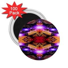 Third Eye 2 25  Button Magnet (100 Pack) by icarusismartdesigns