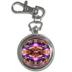Third Eye Key Chain Watch by icarusismartdesigns