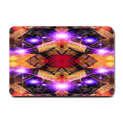 Third Eye Small Door Mat by icarusismartdesigns