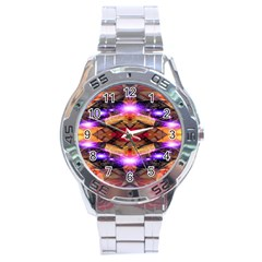Third Eye Stainless Steel Watch by icarusismartdesigns