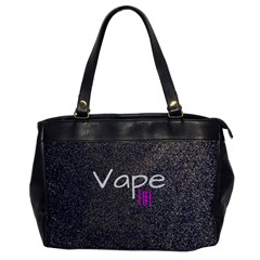 Vape Life  Oversize Office Handbag (one Side) by OCDesignss