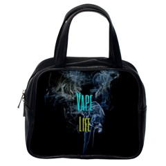 Vape Life Clouds  Classic Handbag (one Side) by OCDesignss