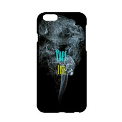 Vape Life Clouds  Apple Iphone 6 Hardshell Case by OCDesignss
