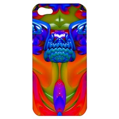 Lava Creature Apple Iphone 5 Hardshell Case by icarusismartdesigns