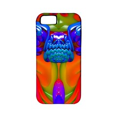 Lava Creature Apple Iphone 5 Classic Hardshell Case (pc+silicone) by icarusismartdesigns