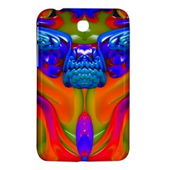 Lava Creature Samsung Galaxy Tab 3 (7 ) P3200 Hardshell Case  by icarusismartdesigns