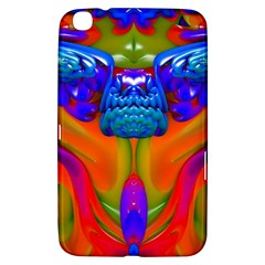 Lava Creature Samsung Galaxy Tab 3 (8 ) T3100 Hardshell Case  by icarusismartdesigns