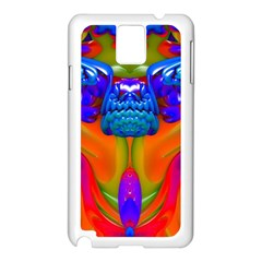 Lava Creature Samsung Galaxy Note 3 N9005 Case (white) by icarusismartdesigns