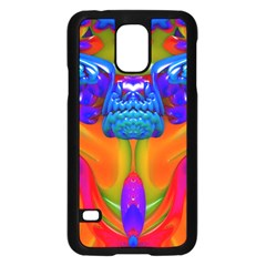 Lava Creature Samsung Galaxy S5 Case (black) by icarusismartdesigns