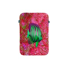 Fish Apple Ipad Mini Protective Sleeve by icarusismartdesigns